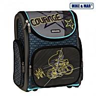 Школьный рюкзак раскладной Mike&Mar Майк Мар COURAGE 5040-ММ-15
