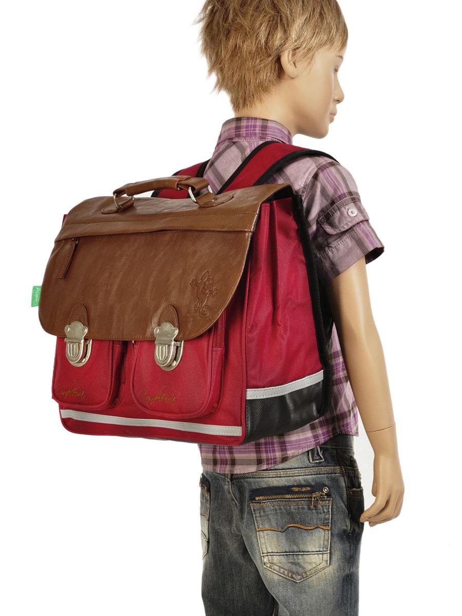 Школьный портфель Cameleon арт. CA38 19 литр, - фото 3