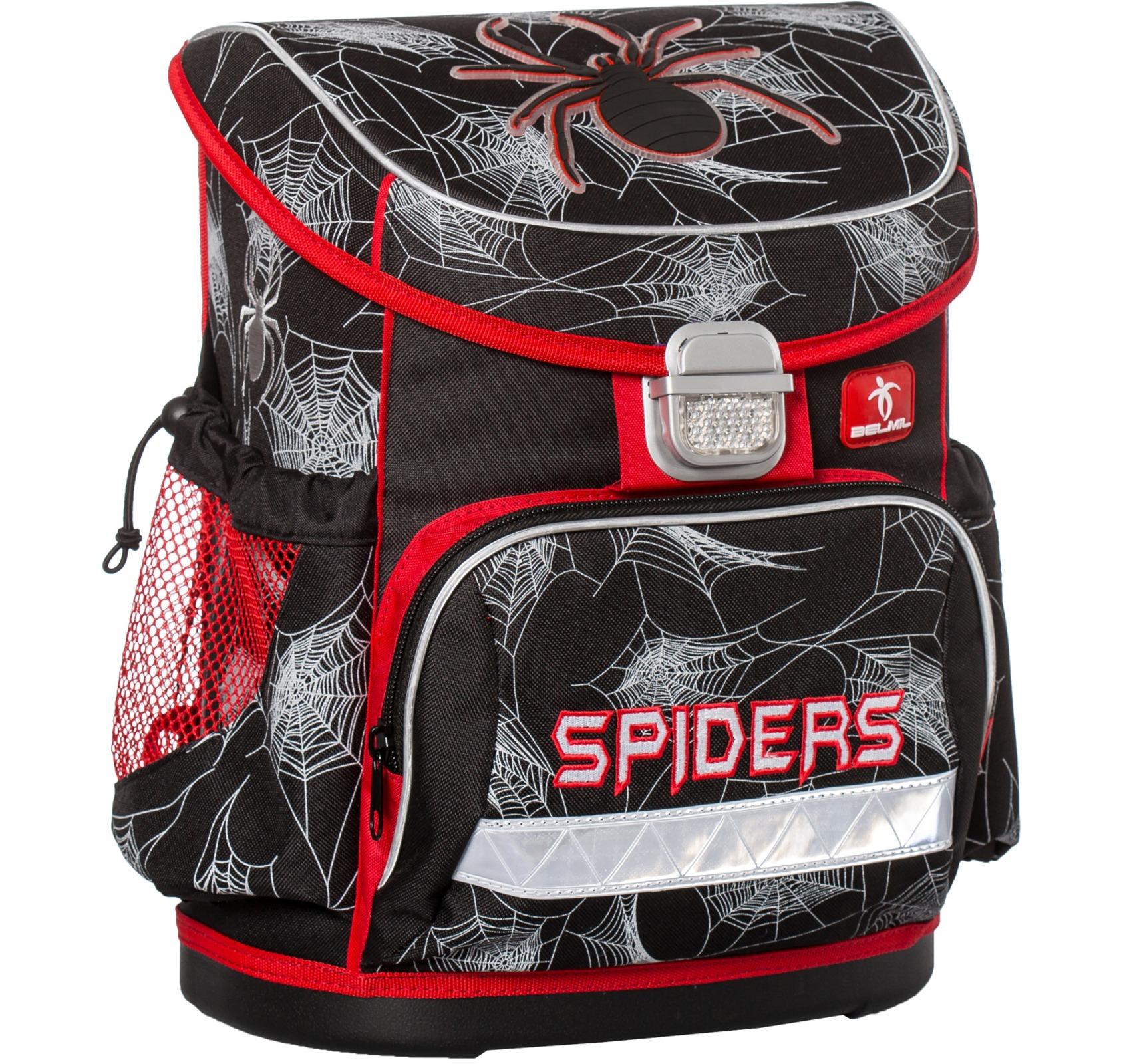 Ранец Belmil 405-33/422 MINI-FIT SPIDERS, - фото 2