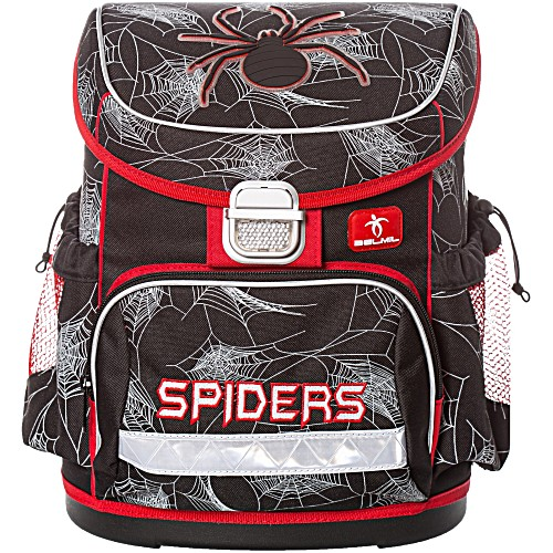 Ранец Belmil 405-33/422 MINI-FIT SPIDERS