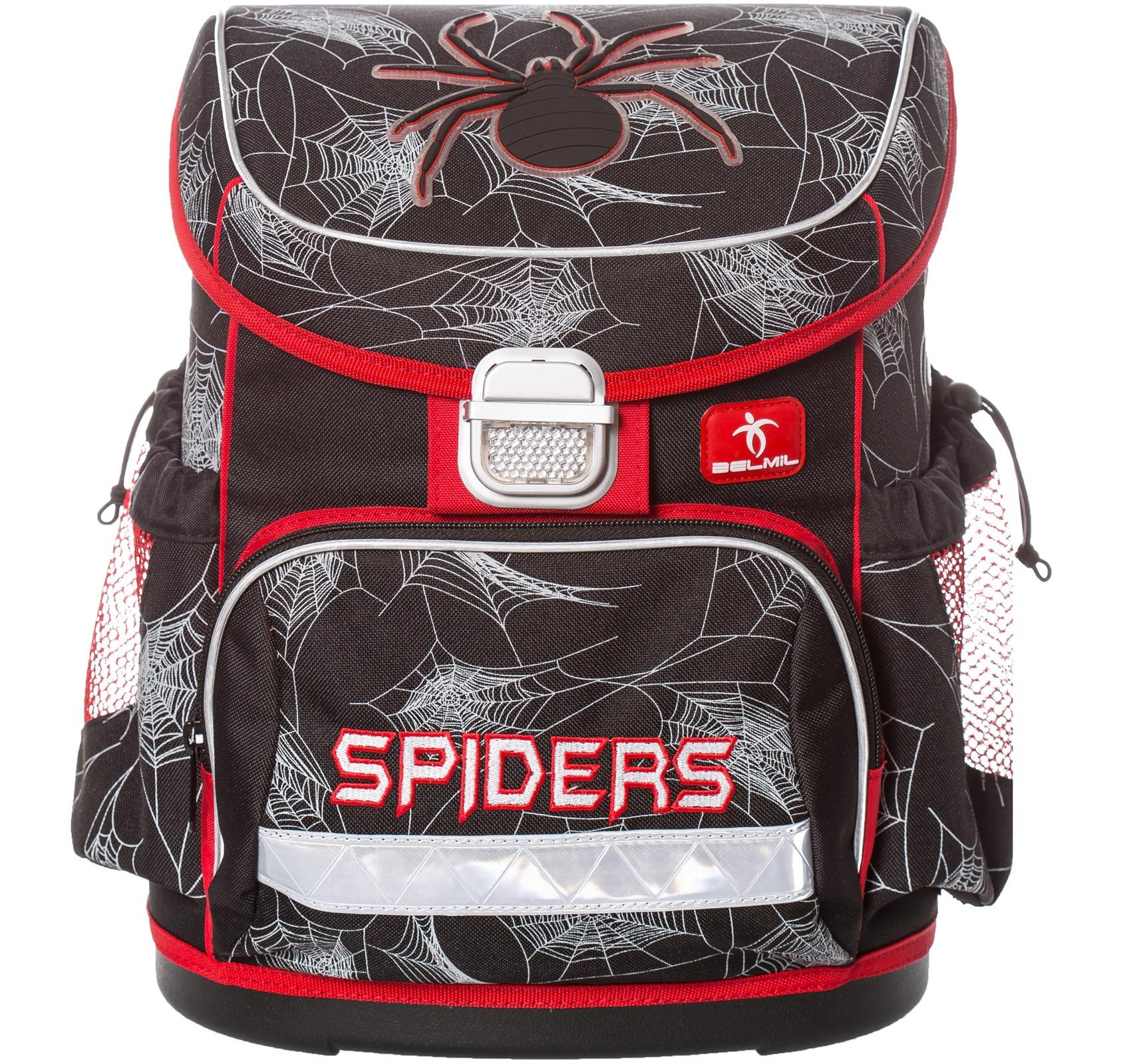 Ранец Belmil 405-33/422 MINI-FIT SPIDERS, - фото 1