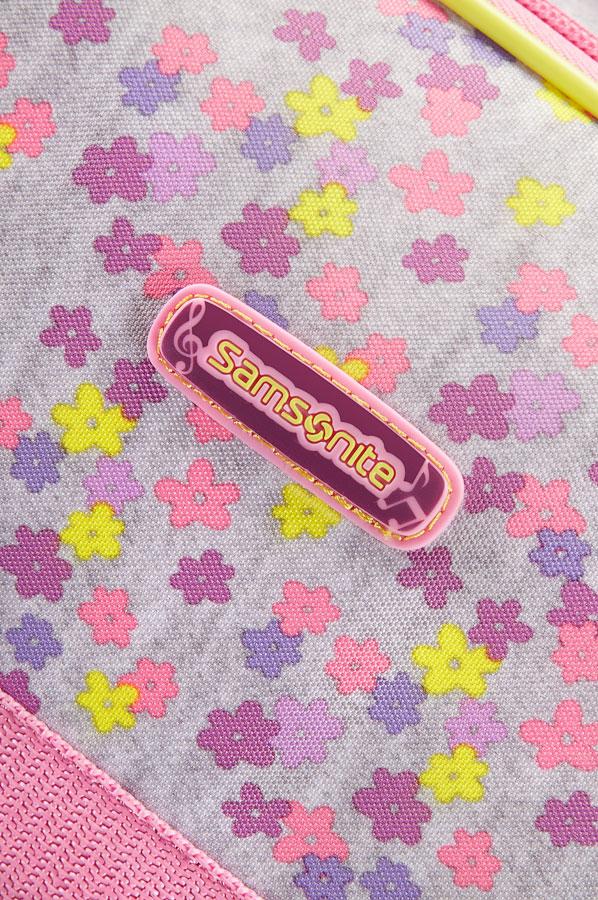 Чемодан детский 2-х колесный Disney Wonder Виолетта, - фото 5