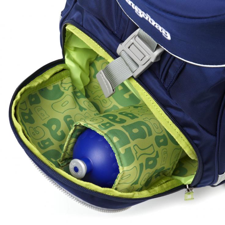 Рюкзак Ergobag BEAReferee с наполнением + светоотражатели в подарок, - фото 10