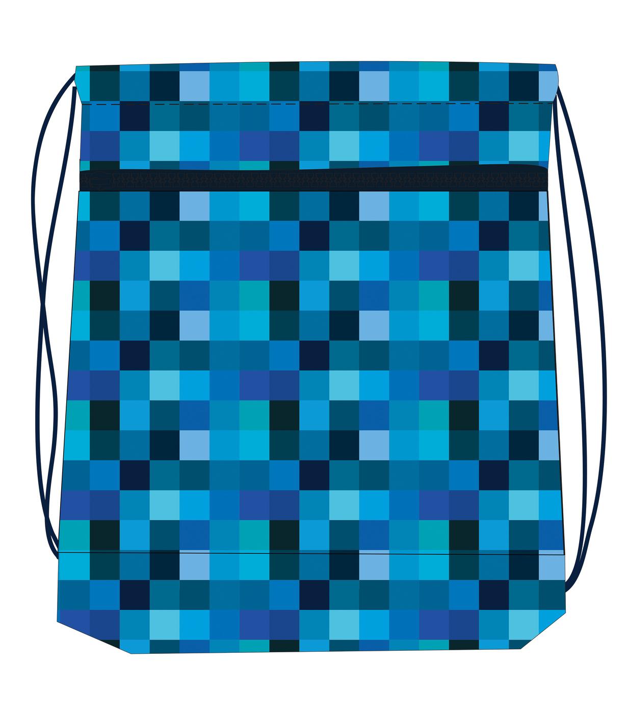 Ранец Belmil EASY PACK 404-40 BLUE PACK + мешок, - фото 12