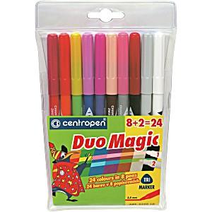 Волшебные фломастеры MAGIC 10 цветов