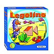 Развивающая игра деревянная Beleduc Леголино