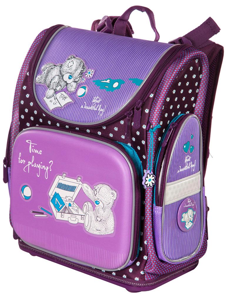 Школьный ранец Hummingbird официальный с мешком для обуви, - фото 1