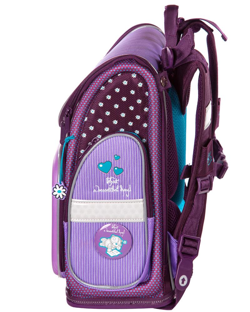 Школьный ранец Hummingbird официальный с мешком для обуви, - фото 2