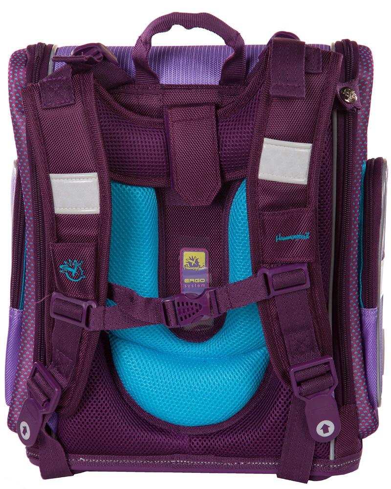 Школьный ранец Hummingbird официальный с мешком для обуви, - фото 3