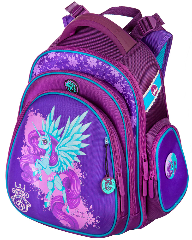 Школьный рюкзак Hummingbird TK34 официальный с мешком для обуви, - фото 1