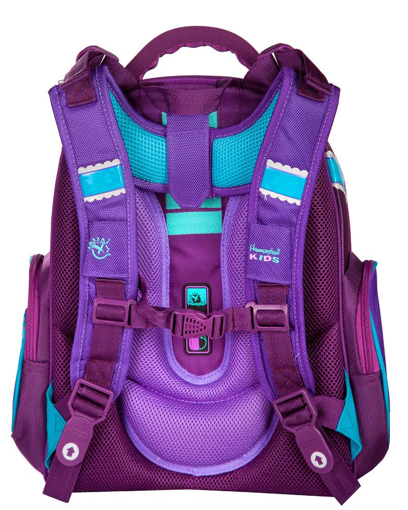 Школьный рюкзак Hummingbird TK34 официальный с мешком для обуви, - фото 3