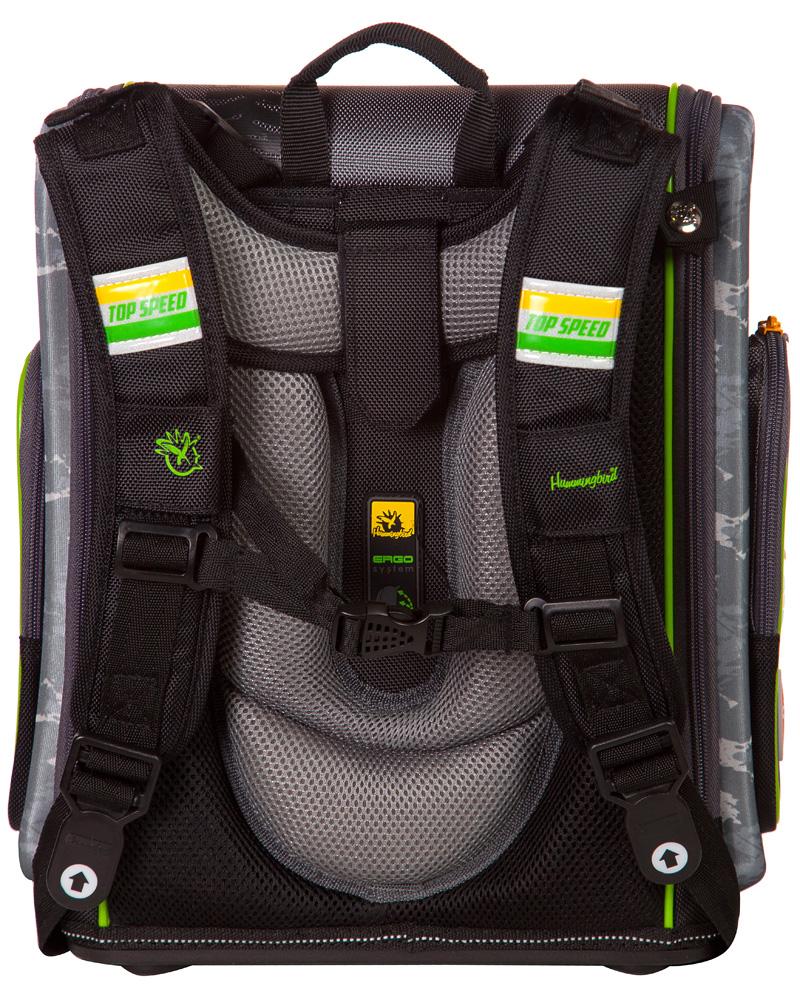 Hummingbird официальный ранец с мешком для обуви, - фото 3