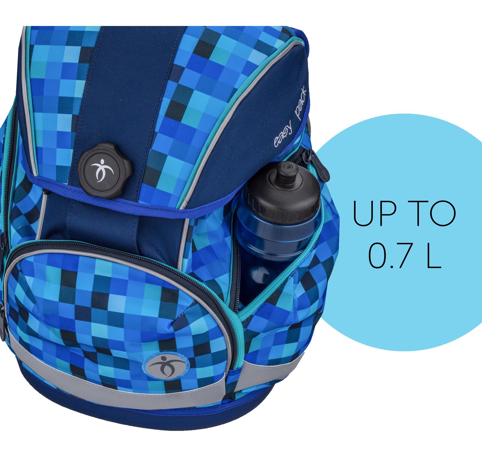 Ранец Belmil EASY PACK 404-40 BLUE PACK + мешок, - фото 9