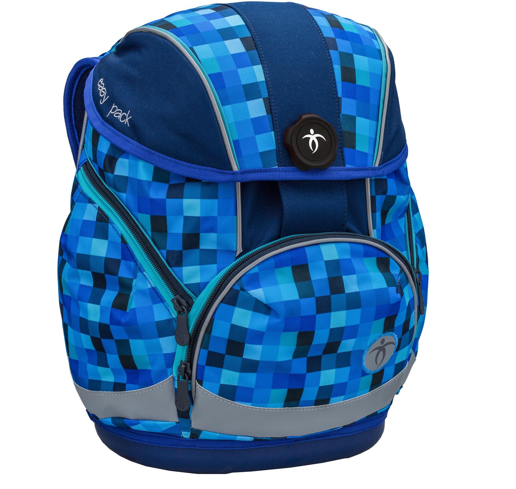 Ранец Belmil EASY PACK 404-40 BLUE PACK + мешок, - фото 2