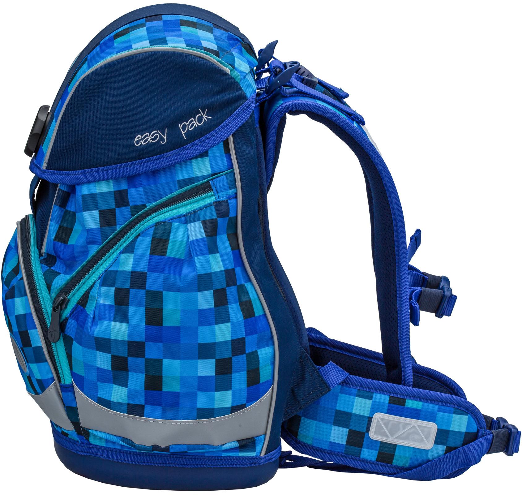 Ранец Belmil EASY PACK 404-40 BLUE PACK + мешок, - фото 3