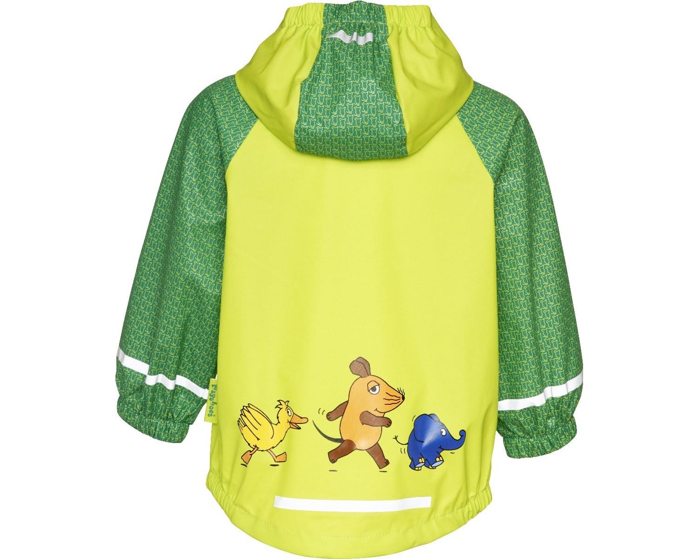 Непромокаемая куртка для детей Playshoes Мышка и Слон + средство для стирки, - фото 13