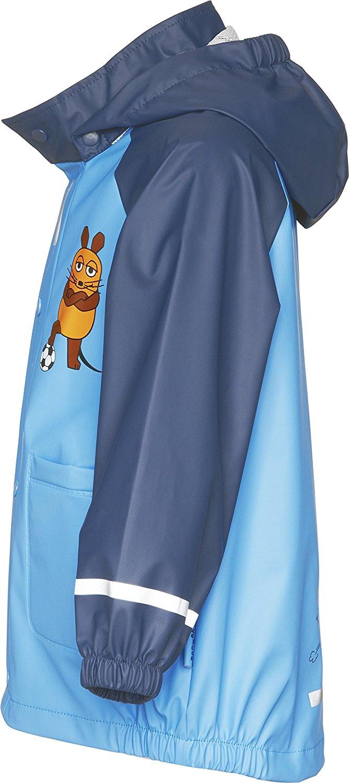 Непромокаемая куртка для детей Playshoes Мышка и Слон + средство для стирки, - фото 4