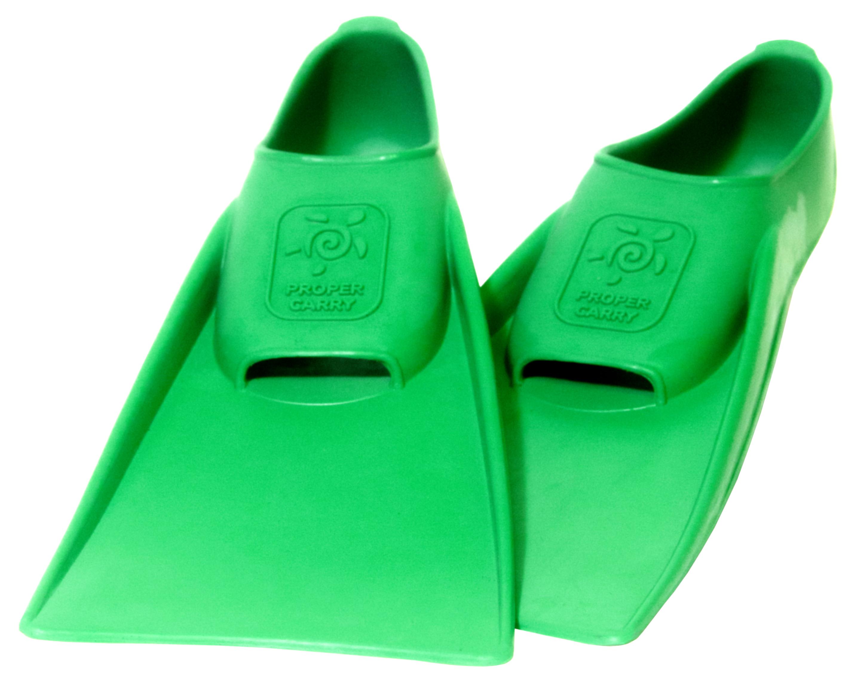 Грудничковые каучуковые ласты для бассейна ProperCarry маленькие размеры 21-22, 23-24, 25-26, 27-28, 29-30, 31-32, 31-32, 33-34, 35-36, - фото 1